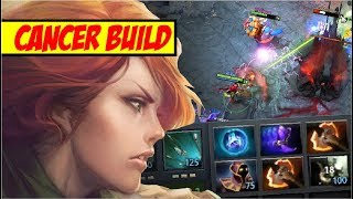 WINDRANGER 2x BATTLEFURY? - Windranger Cancer Build 2x Battle Fury by Waga - Dota 2