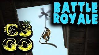 ТОП 1 в CS GO Battle Royale - Покорение Запретной Зоны. Продолжаем играть в бесплатную КС ГО