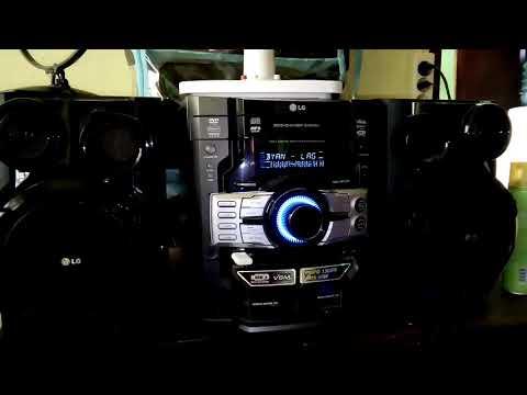 Review Mini Compo LG