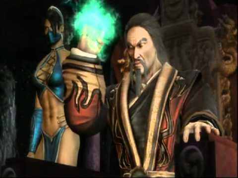 Let's Play Mortal Kombat #5 - Earthrealm's Last Hope - YouTube