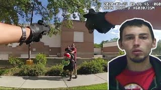 Body Cam: Hostage Incident Fatal Shooting Salt Lake City Police July 25, 2020