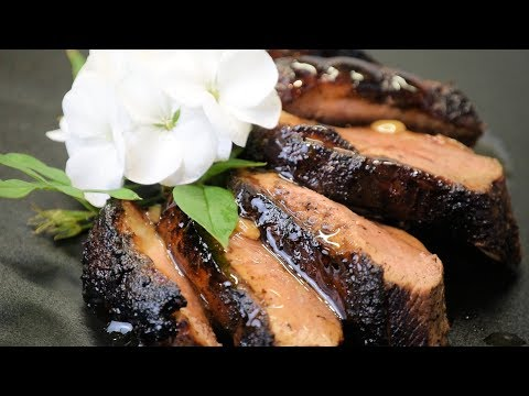 Pan Fried Duck In Plum Sauce | Chinese Style Recipe