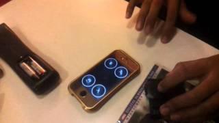 TableDrum iPhone App Demo