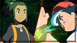 Ash vs Hau「AMV」- Pokemon Sun And Moon Season 3 - Episode 97