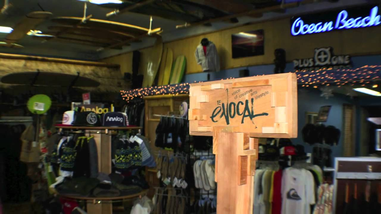 Ocean Beach Surf and Skate Shop San Diego