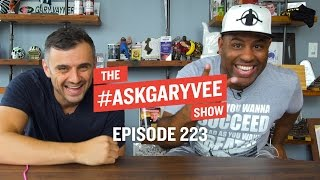 "Eric Thomas, Motivation, Success & Public Speaking | #AskGaryVee Episode 223(Subscribe to My Channel Here http://www.youtube.com/subscription_center?add_user=GaryVaynerchuk #QOTD: What was your ""crossover-moment""?, 2016-08-11T00:44:52.000Z)"
