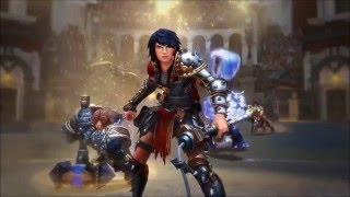 All Smite Cinematic trailers 2016 1080pHD