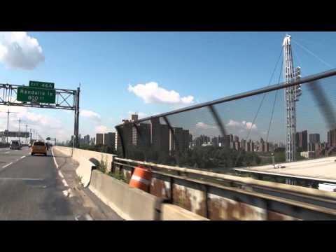 Videos NYC Crossing RFK Bridge (Triboro Bridge) 081914