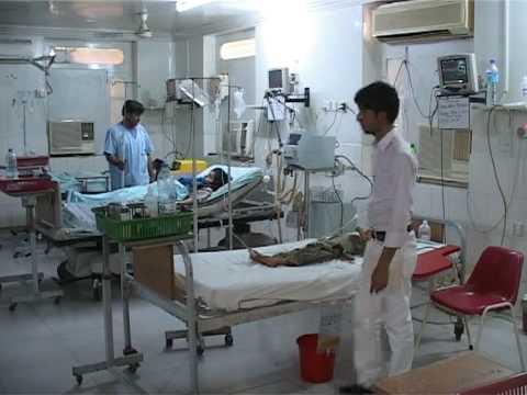 INTENSIVE CARE UNIT (ICU) PMCH Nawabshah