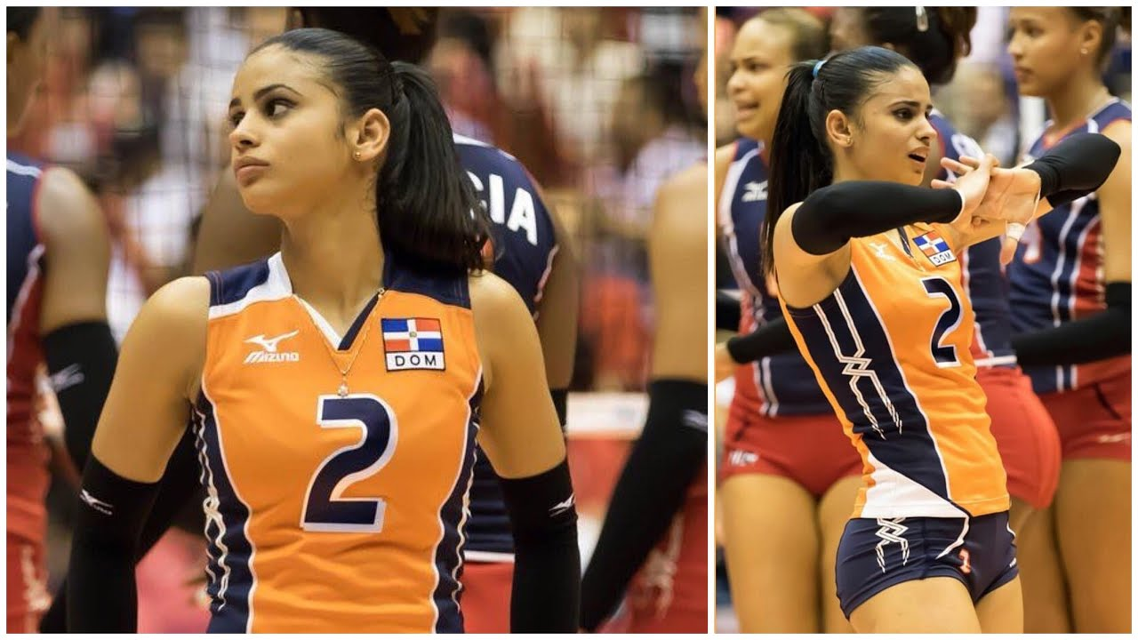 Winifer Fernandez | Is She the Most Beautiful Volleyball Player in the World !!? (HD)