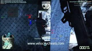 Velocity Cheats BC2 No Shake No Spread