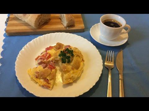 Быстрый,  вкусный и полезный завтрак)))