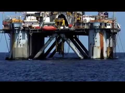 Offshore Drilling platform..watch full movie
