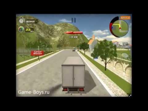 Игра Симулятор грузовика 3Д / Truck Simulator 3D
