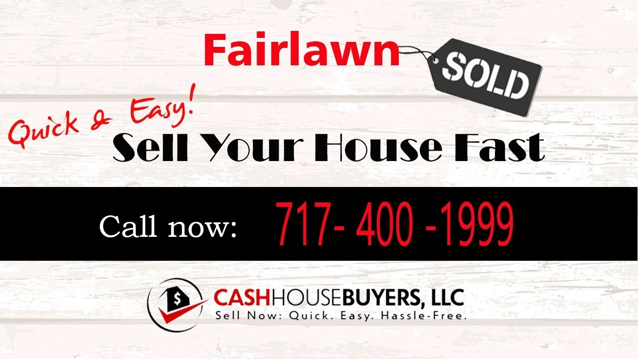 HOW IT WORKS We Buy Houses  Fairlawn Washington DC   CALL 717 400 1999   Sell Your House Fast