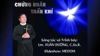 Chứng nhân Thần Khí - Lm. Xuân Đường, C.Ss.R.