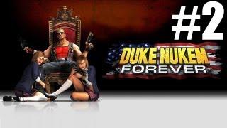 Duke Nukem Forever Parte 2-Capitulo 2 [HD](Español)(PC/PS3/X360)