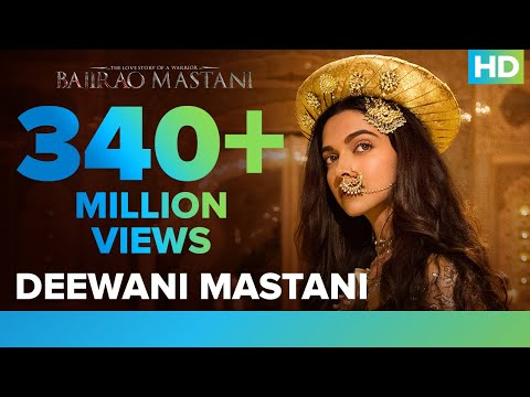 Mix - Deewani Mastani Full Video Song | Bajirao Mastani