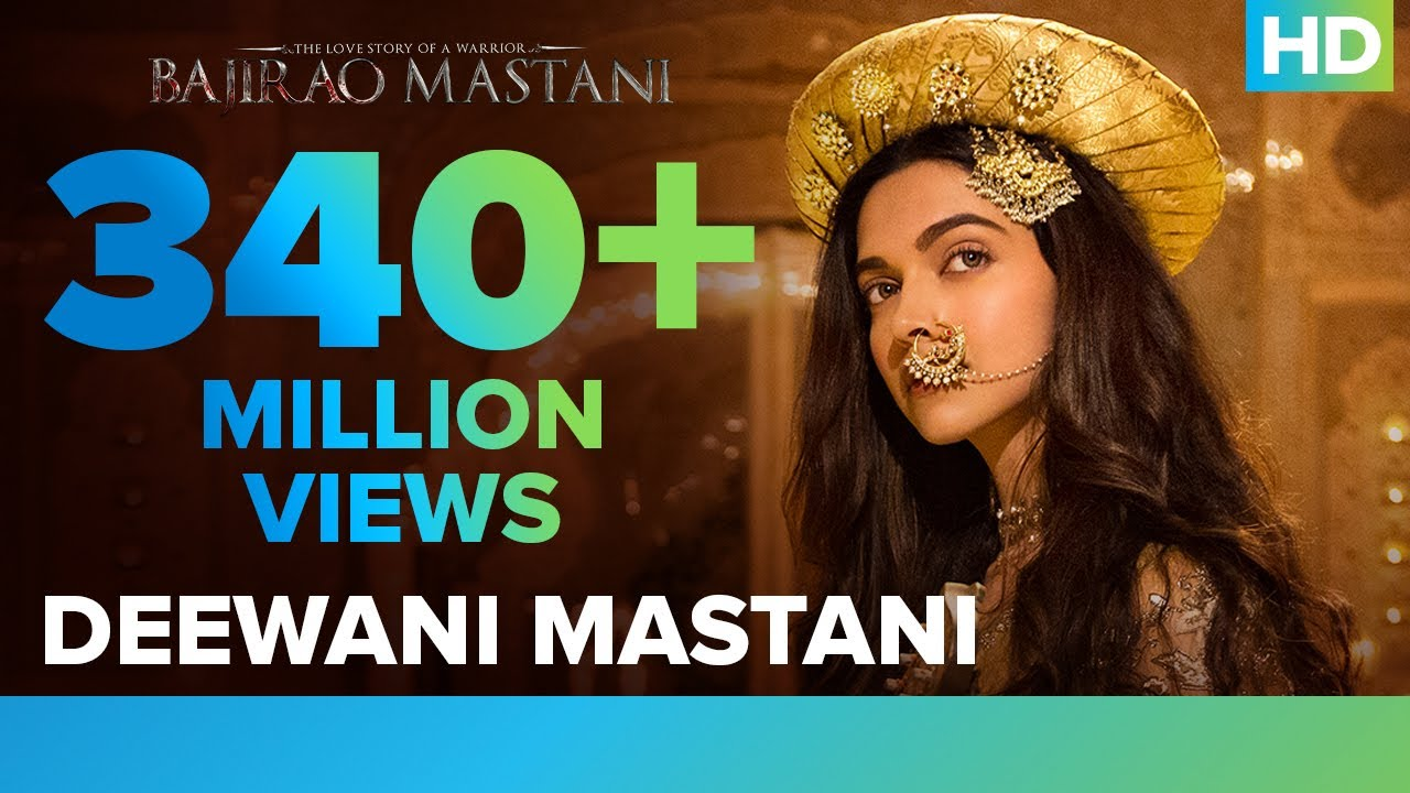 Deewani Mastani Full Video Song | Bajirao Mastani #1