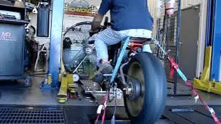 loudbike Ducati TT1 Dyno Run