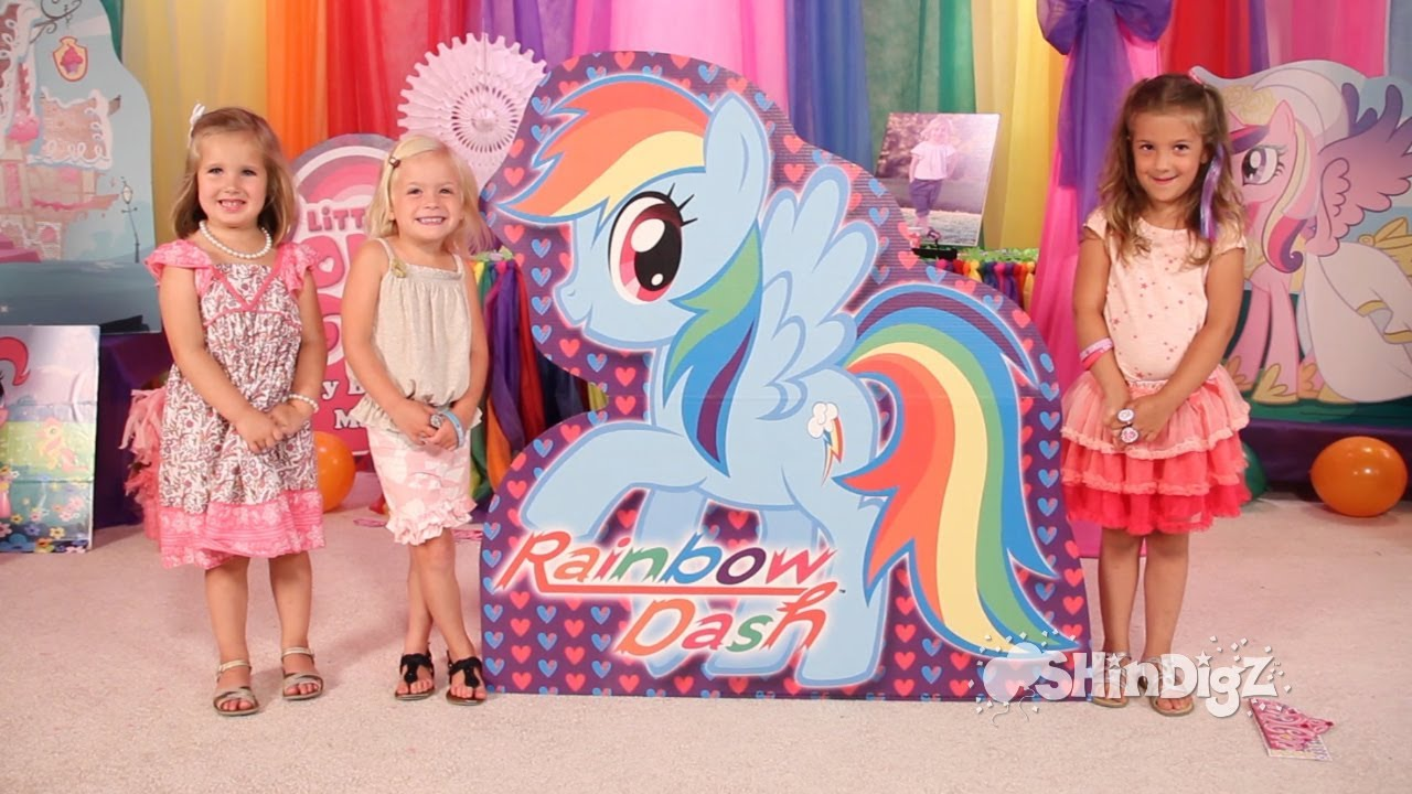 My Little Pony Party Supplies - Shindigz Party Decorations ...