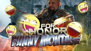 Funny Montage For Honor è Colpa Delle Loro Mamme