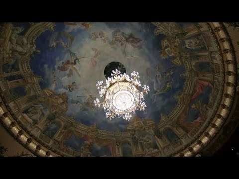 Brussels' La Monnaie' theatre to reopen after renovation