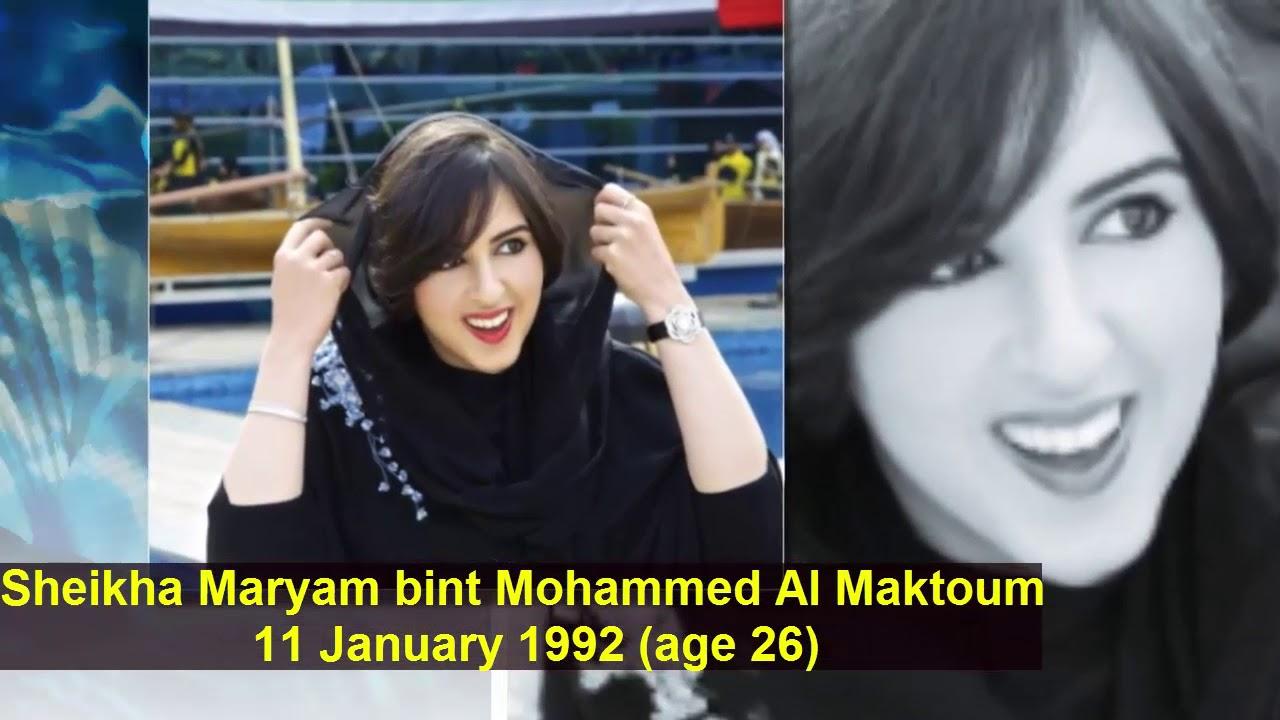All Princess Of Dubai daughter of sheikh mohammed bin rashid al maktoum 2018
