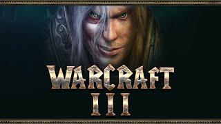 Warcraft III. Team FFA с Miker 5 ноября