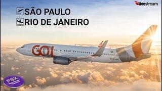 [*** FSX ***] [IVAO] BOEING 737-800 | SBSP ✈ SBRJ