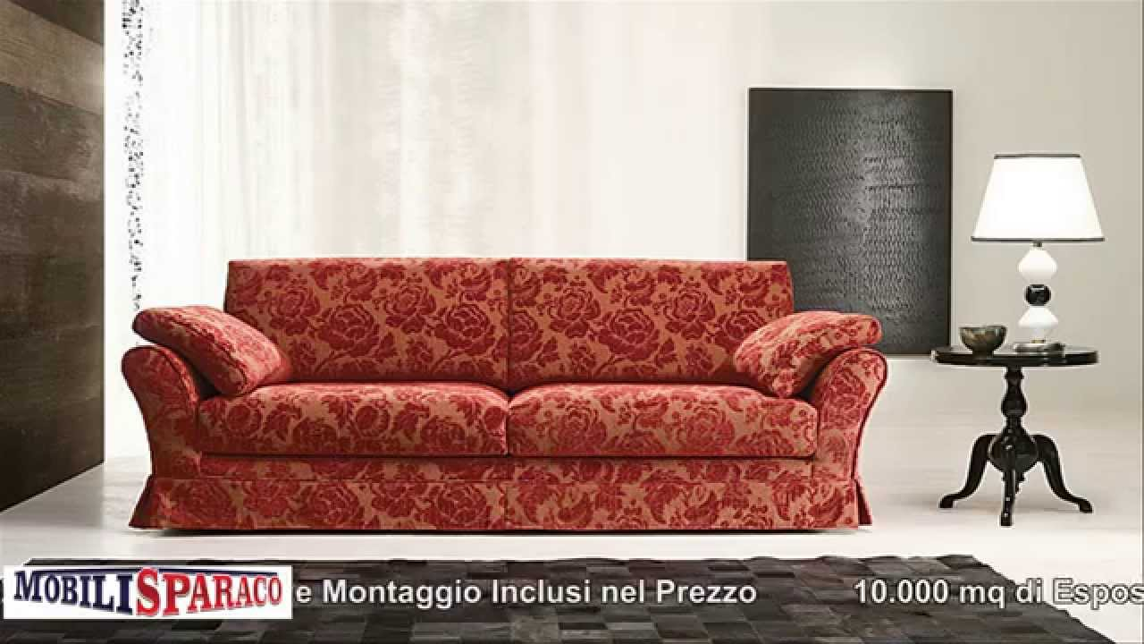 Dove acquistare divani poltrone e sof in campania youtube for Poltrone e sofa copridivano
