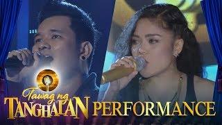 Tawag ng Tanghalan: JV Flores vs. Joey Ann Perez