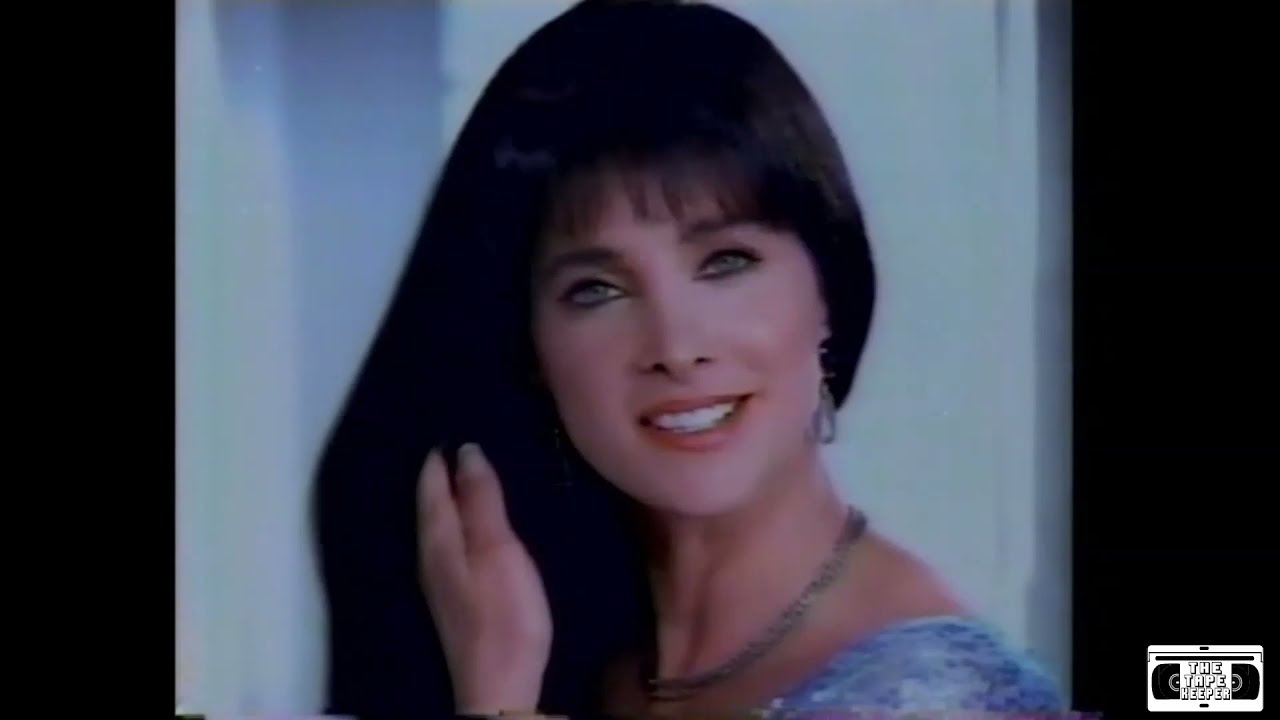 Download Pantine Pro-V 2-in-1 Shampoo and Conditioner Commercial - Connie Sellecca - 1993