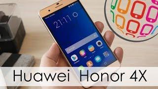 Huawei Honor 4x - качественный смартфон среднего уровня