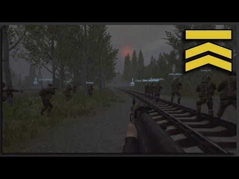 Drawing the Line - Squad Gameplay Squad Ops: Mistwalker Tactical Assault Squad Multiplayer Full Game