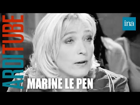 Interview de Marine Le Pen - Archive INA
