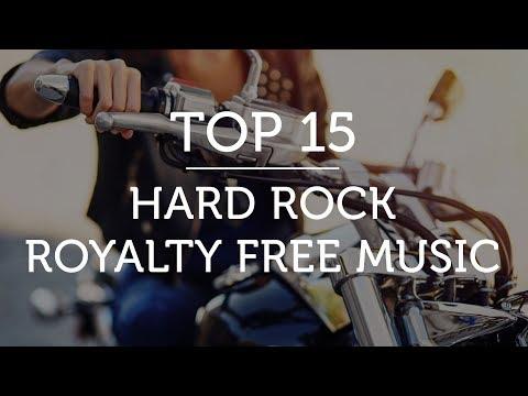 15 Best Hard Rock and Heavy Metal Songs | Premium Royalty Free Music