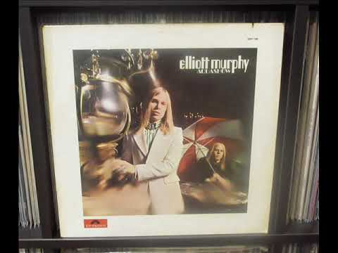 ELLIOTT MURPHY, AQUASHOW 1973. FULL ALBUM