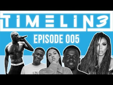 Not3s & Ramz dissed by Benny Banks? Stormzy slays Theresa May at BRIT Awards | #TimeLin3 Ep.005 |