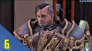 Warhammer 40,000 - Space Marine [PC] walkthrough part 6