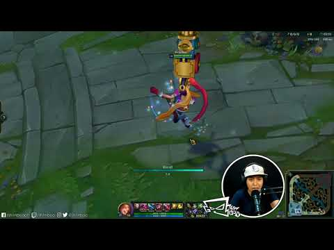 Ambitious Elf Jinx LoL Skin Pinoy Review