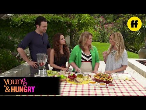 Young & Hungry  Young & Foodie Hot & Hungry feat. Ashley Tisdale!  Freeform