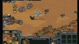 Map: Colosseum II Notice (Terran) - Name: 김경효 (Kim Kyung Ho) - T...