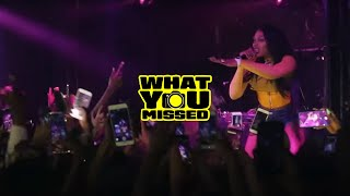 Megan Thee Stallion first time performing in London UK full Live set @XOYO