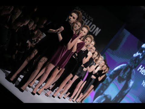 BURCU KANDEMİR Antalya Fashion Week 2018