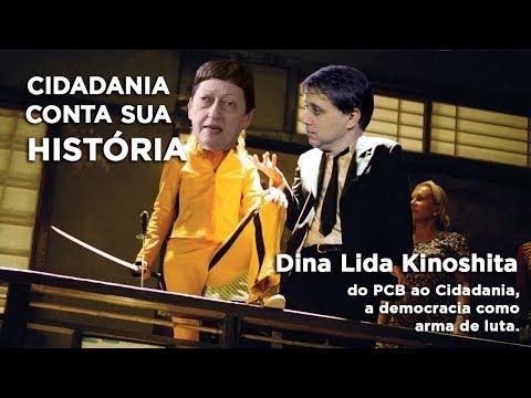 Dina Lida Kinoshita, do PCB ao Cidadania A democracia como arma de luta