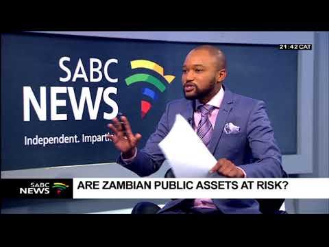Reports that China is set to take over Zambia's Zesco: Emmanuel Mwamba