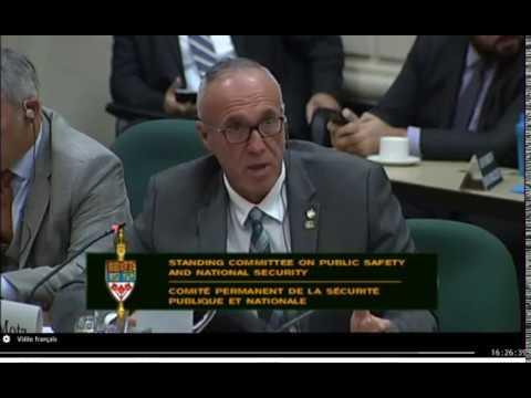 Comité permanent de la sécurité publique et nationale : 27 septembre 2018