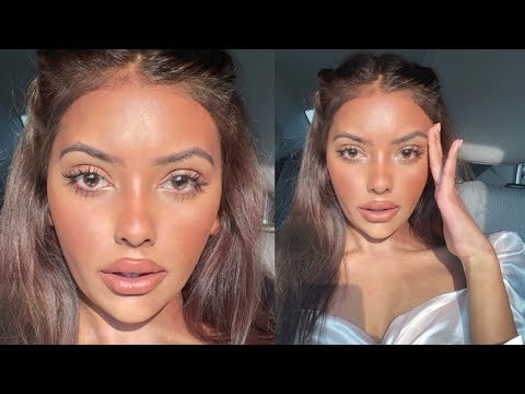 how to avoid ashy girl summer ♡ signature makeup  look