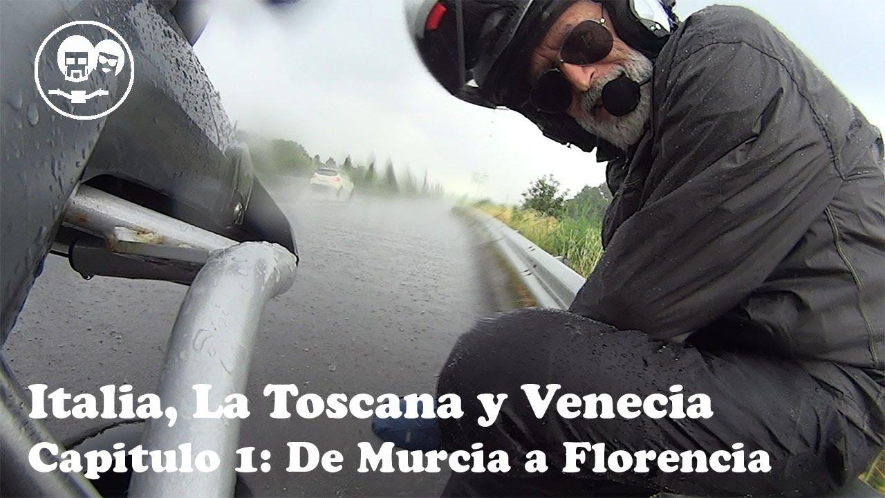 Viaje en moto Florencia y Venecia